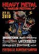 Heavy Metal Marter Festival poster