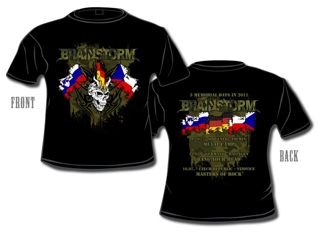 3 Memorial Days T-Shirt