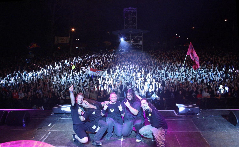 20,000 fans on Masters Of Rock! © Markus Wiesmueller
