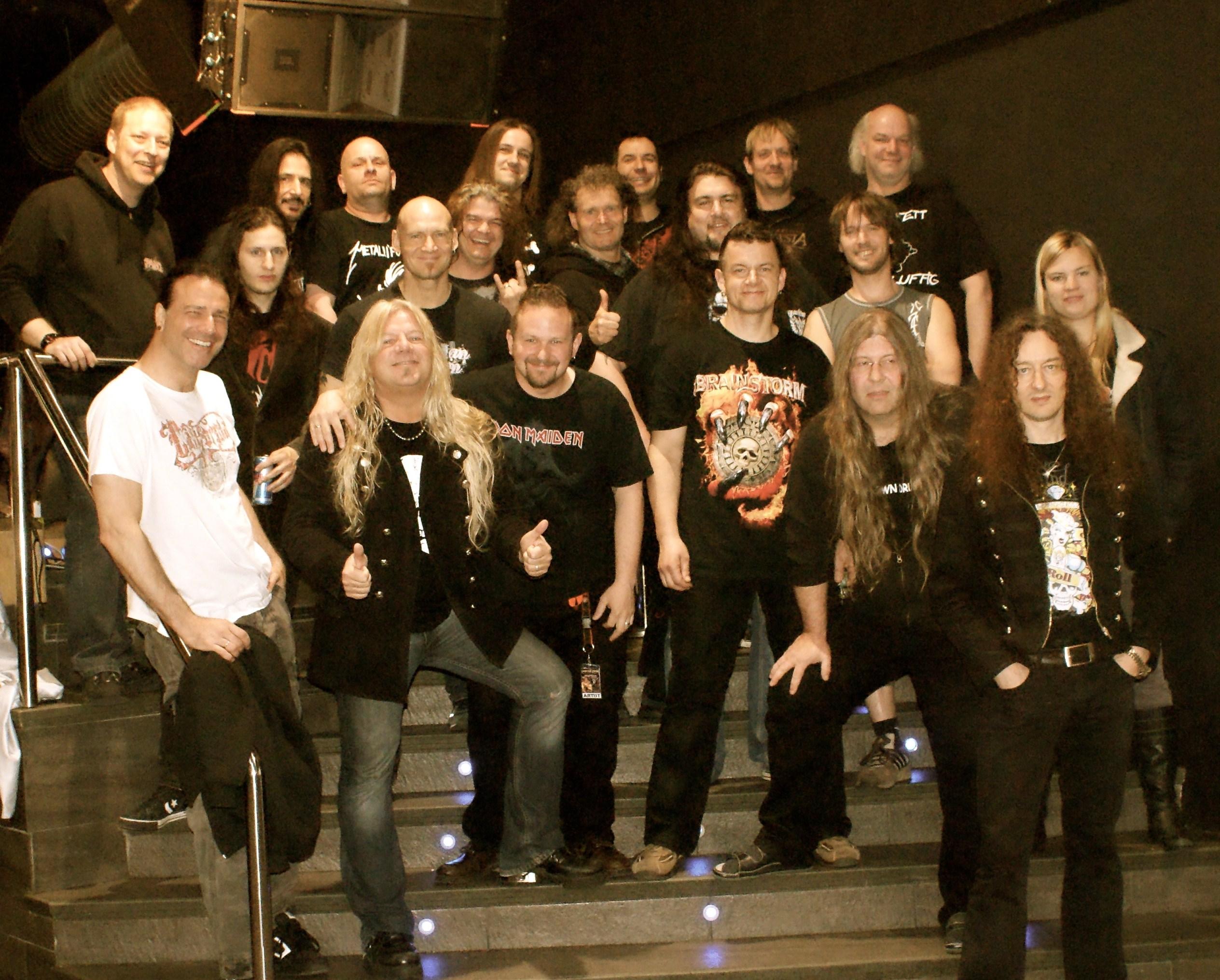 Metal Nation tour 2012