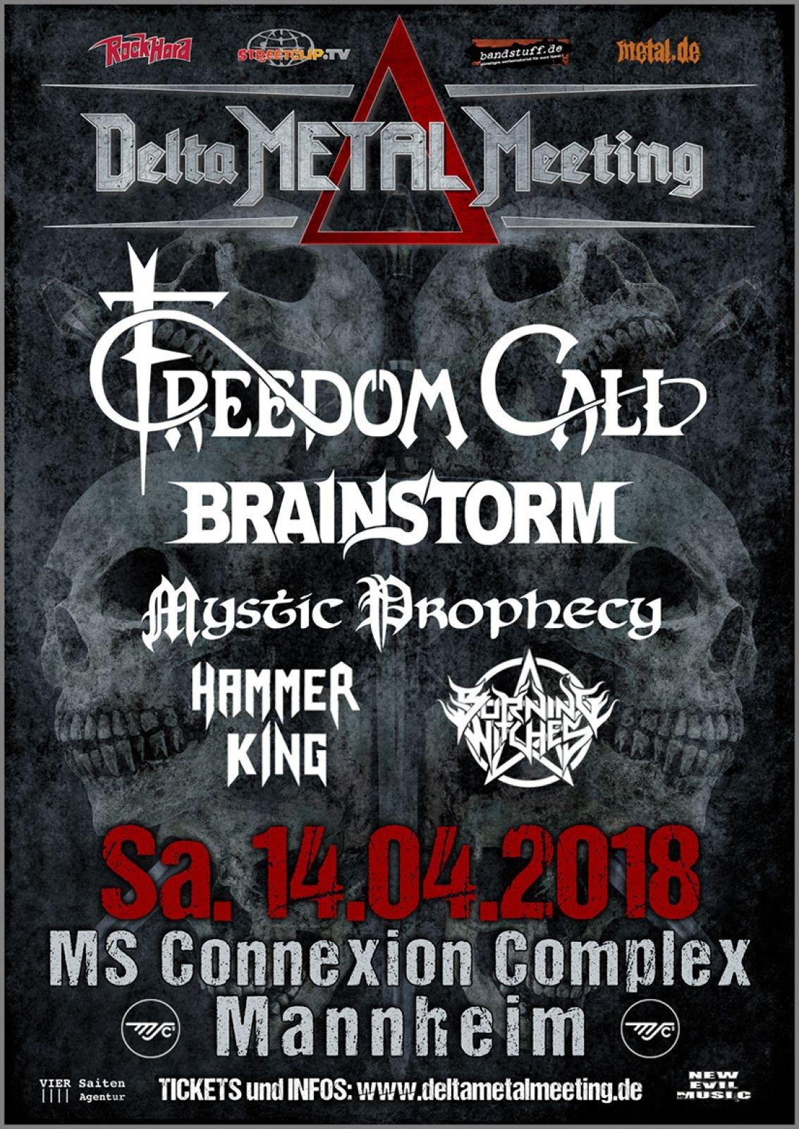Delta Metal Meeting 2018