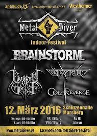 Metal Diver 2016