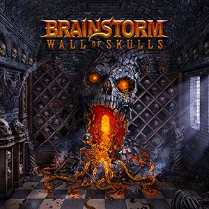 Wall Of Skulls CD