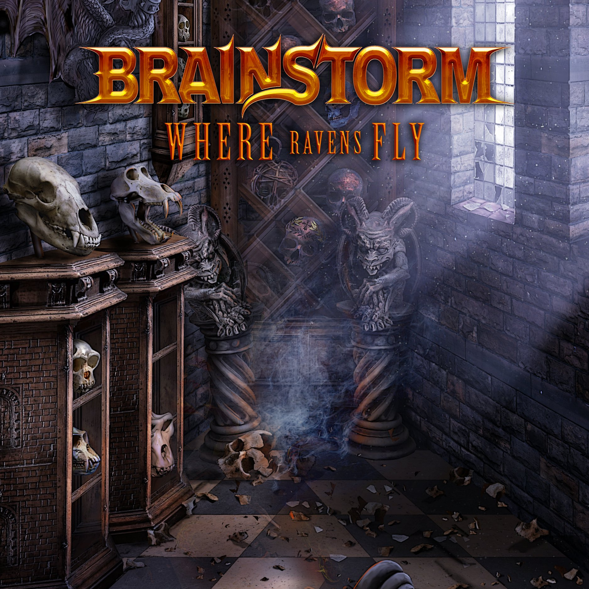 """Featured image for """"BRAINSTORM release 2nd single !"""""""