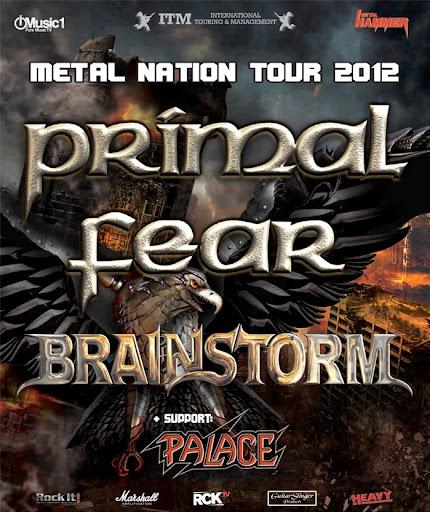 Metal Nation 2012