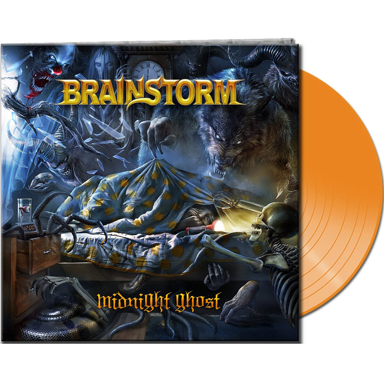Midnight Ghost orange vinyl