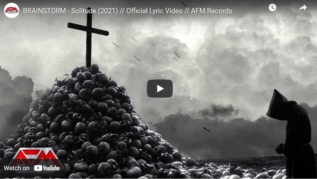 """Featured image for """"5th Wall Of Skulls single: """"Solitude"""""""""""